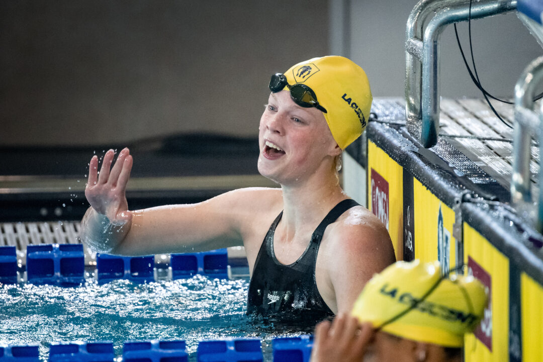 Ingrid Wilm Discusses Leveling-Up to Become ISL Backstroke Juggernaut