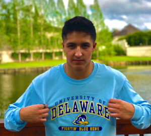 2021 SCAC 100 fly Champion Miguel Vasquez Transfers to Delaware