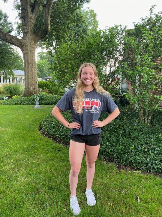 Winter Juniors Qualifier Maggie Patterson Verbals to Miami (OH)