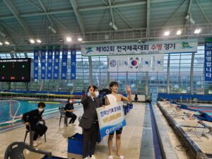 South Korea's Hwang Sunwoo Posts 1:58.04 In Just His 2nd 200 IM Performance