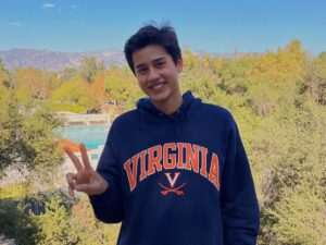 """2023 """"Best of the Rest"""" Freestyler Zach Larrick Commits to UVA"""