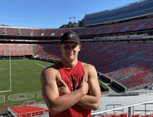 State Champion Tyler Schroeder Commits to University of Georgia