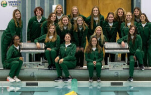 Vermont Swimming & Diving Hosts UNH in Spread Respect Meet Saturday
