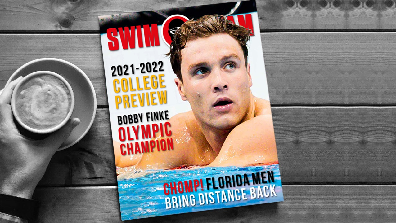 How to Get The 2021 College Preview SwimSwam Magazine